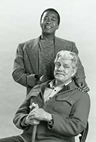 Dale Robertson and Ben Vereen in J.J. Starbuck (1987)
