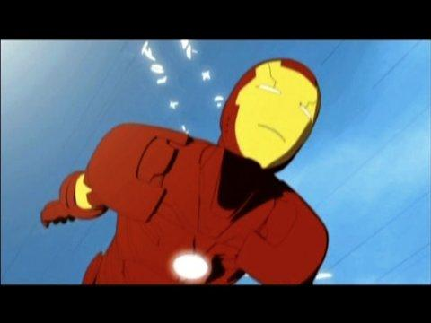 Iron Man: Armored Adventures download movies