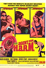 Agent for H.A.R.M. (1966) Poster - Movie Forum, Cast, Reviews