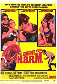 Agent for H.A.R.M. (1966) Poster - Movie Forum, Cast, Reviews