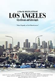 Los Angeles City of Dreams and Fallen Angels Poster