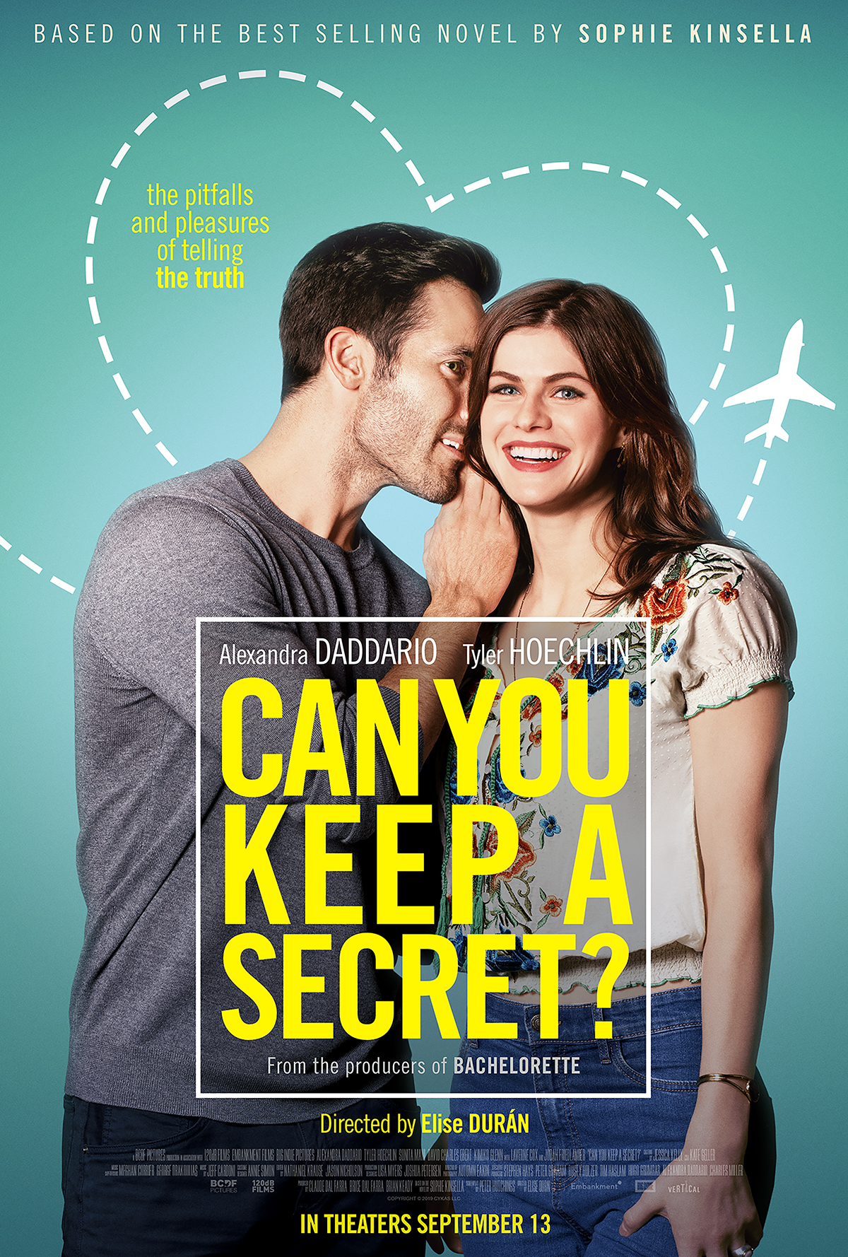 Can You Keep A Secret 2019 Imdb