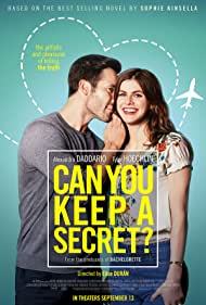 Tyler Hoechlin and Alexandra Daddario in Can You Keep a Secret? (2019)