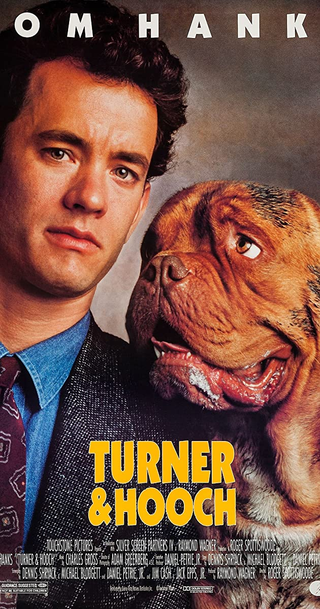 Subtitle of Turner & Hooch