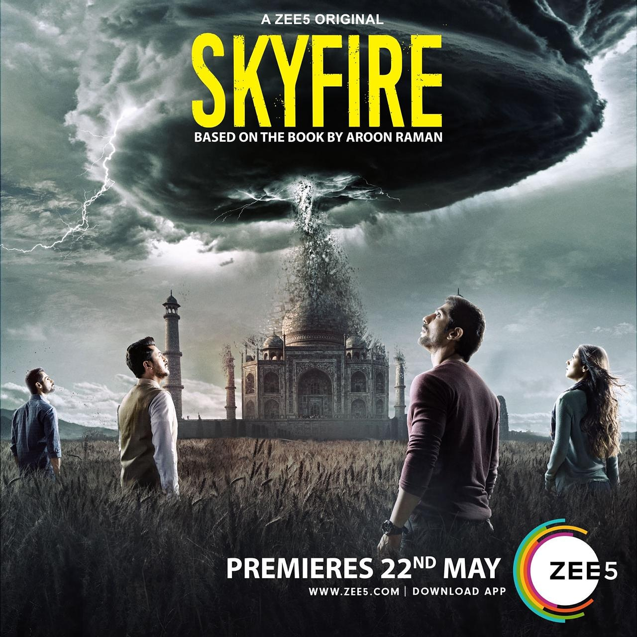 Skyfire (TV Series 2019– ) - IMDb
