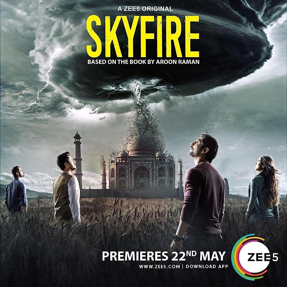 SkyFire (2019) Hindi Season 1 Complete Zee5 800MB WEB-DL 480p ESubs