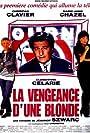 Christian Clavier, Marie-Anne Chazel, and Clémentine Célarié in La vengeance d'une blonde (1994)