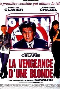 Primary photo for La vengeance d'une blonde