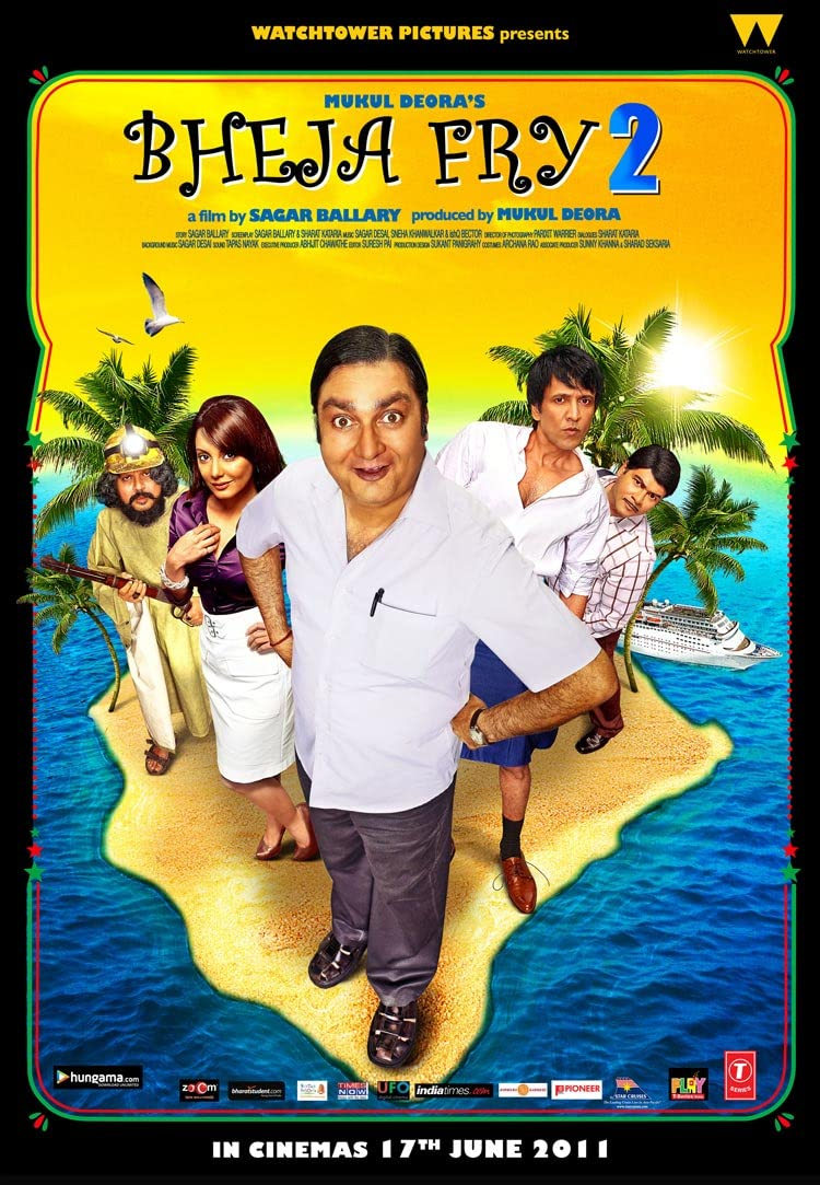 Bheja Fry 2 (2011) Bollywood Full Movie 720p HDRip 650MB