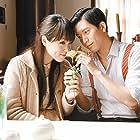Morning Tzu-Yi Mo and Julianne Chu in Jiong ien sen (2011)