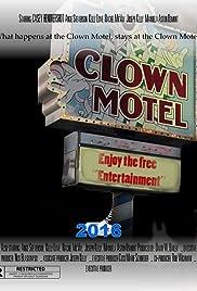 Clown Motel Poster