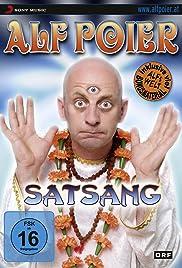 Alf Poier: Satsang Poster
