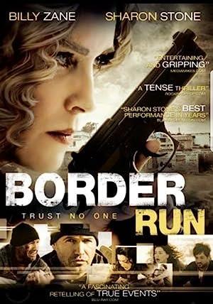 Where to stream Border Run