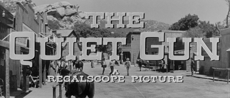 The Quiet Gun (1957)