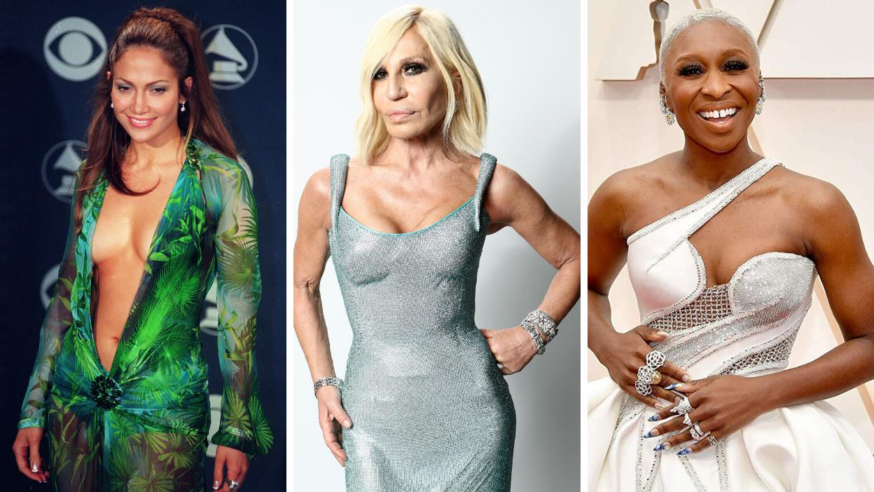 Donatella Versace's Hot Takes