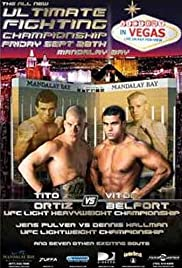 UFC 33: Victory in Vegas Poster