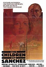 The Children of Sanchez Poster
