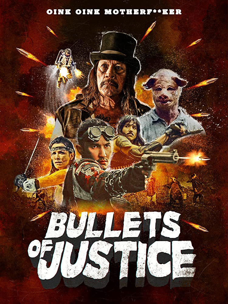 Bullets of Justice 2020 English 720p HDRip ESubs 800MB | 250MB Download