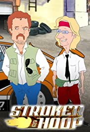 Stroker and Hoop Poster - TV Show Forum, Cast, Reviews