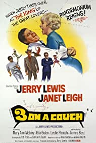 Three on a Couch Poster - Movie Forum, Cast, Reviews