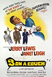Three on a Couch(1966) Poster - Movie Forum, Cast, Reviews
