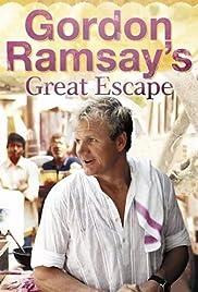 Gordon's Great Escape Poster