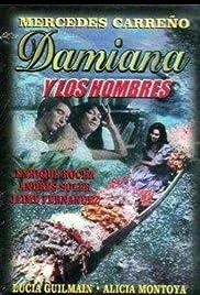 Damiana y los hombres Poster