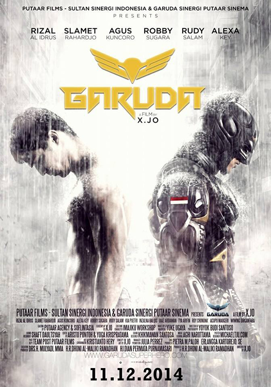 Garuda Superhero 2015 Movie MX WebRip Hindi Dubbed 200mb 480p 600mb 720p 1GB 1080p