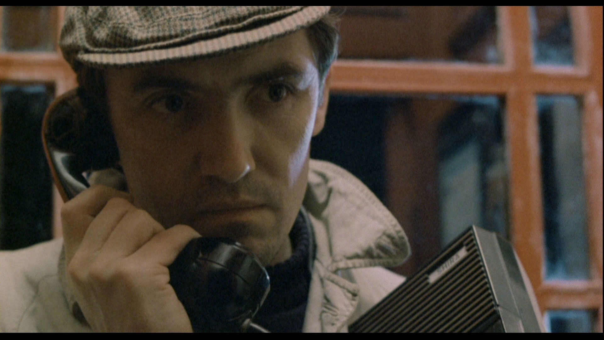 Donald Sumpter in The Black Panther (1977)