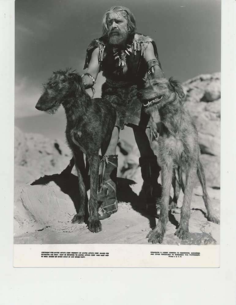 Lon Chaney Jr. in One Million B.C. (1940)