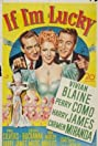 If I'm Lucky (1946) Poster