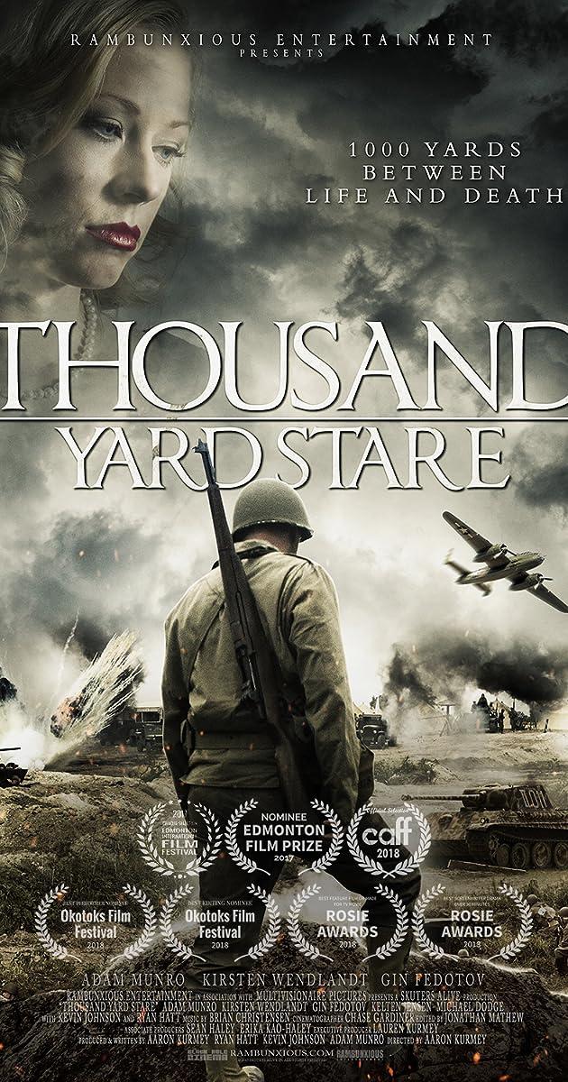 Thousand Yard Stare 2018