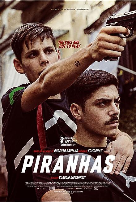 Film: Piranalar