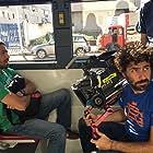 Federico Annicchiarico and Helmi Dridi in Taranta on the road (2017)