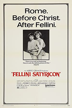 Fellini Satyricon 1969 with English Subtitles 21