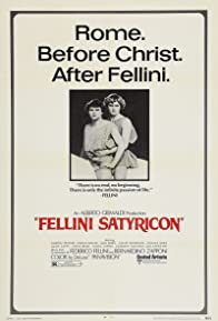 Primary photo for Fellini Satyricon