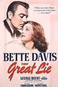 Watch adults movies The Great Lie, Bette Davis, Virginia Brissac [hddvd] [1280x1024]