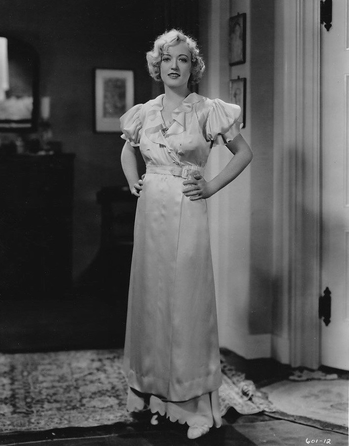 Marion Davies ever since eve