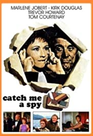 Catch Me a Spy Poster