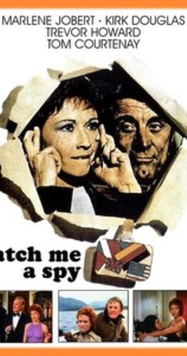 Catch Me A Spy 1971 Imdb