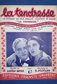 Marcelle Chantal and Jean Toulout in La tendresse (1930)