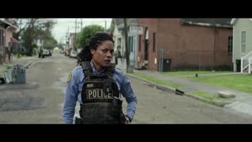 A rookie Detroit cop stumbles upon corrupt officers murdering a drug dealer, an incident captured by her body cam. They pursue her through the night in an attempt to destroy the footage, and to make matters worse, they've tipped off a criminal gang that she's responsible for the dealer's death.