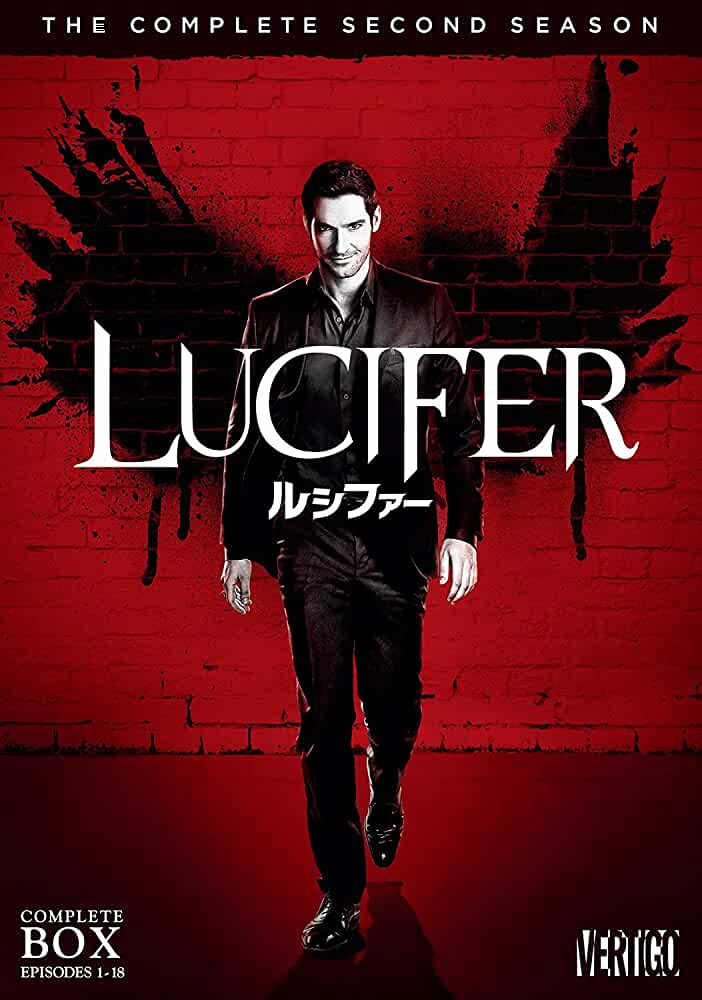 Lucifer (2015) Season 1 Hindi Dubbed (Netflix)