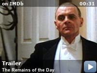 The Remains Of The Day 1993 Imdb