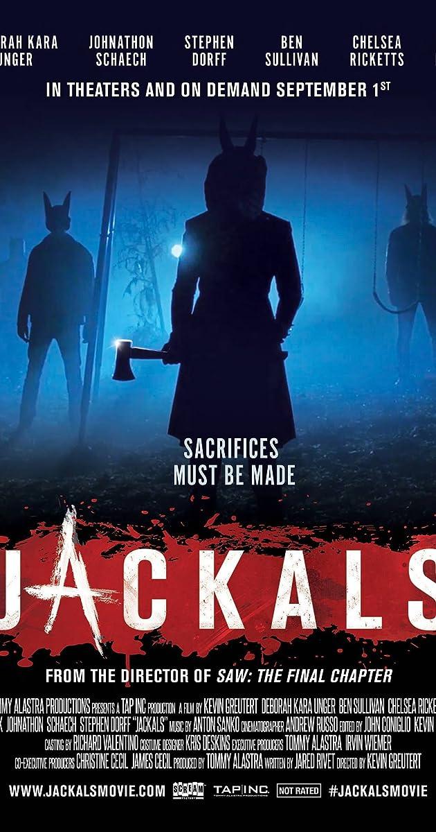 Šakalai /  Jackals (2018) online