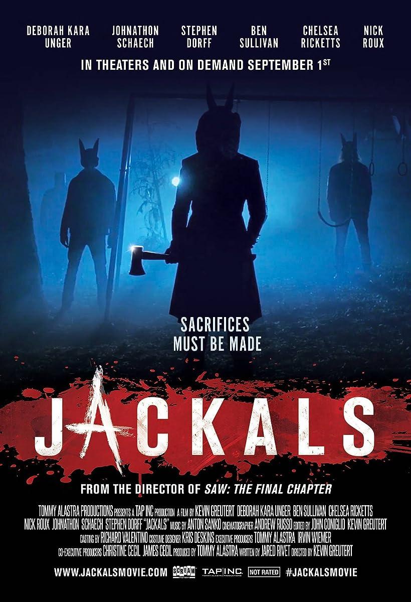 Šakalai /  Jackals (2018)
