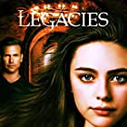 Matthew Davis and Danielle Rose Russell in Legacies (2018)