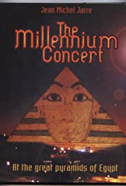 Jean Michel Jarre at the Pyramids Poster