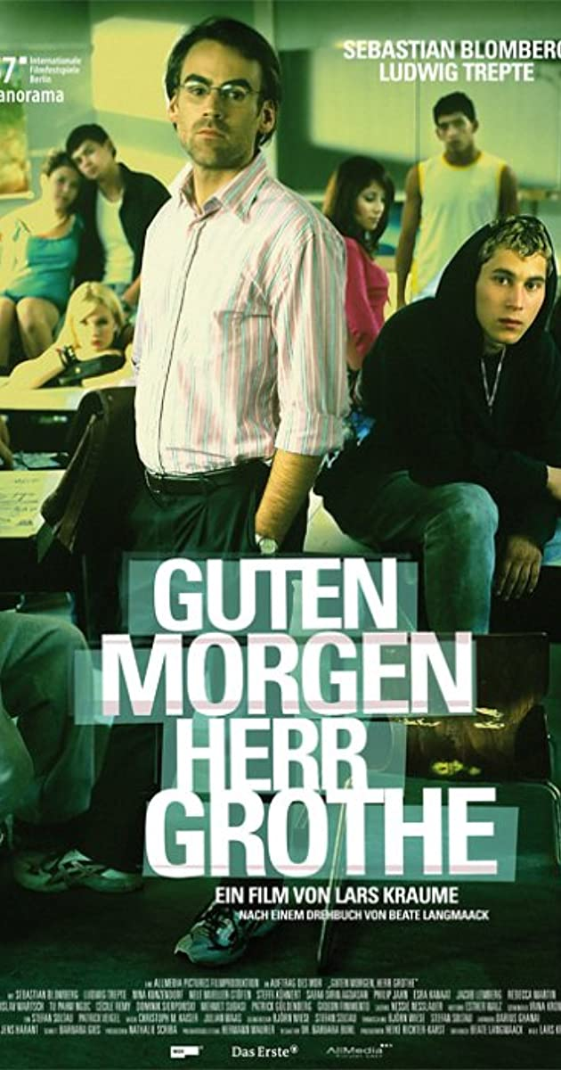 Guten Morgen Herr Grothe Tv Movie 2007 Quotes Imdb