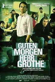Guten Morgen, Herr Grothe Poster